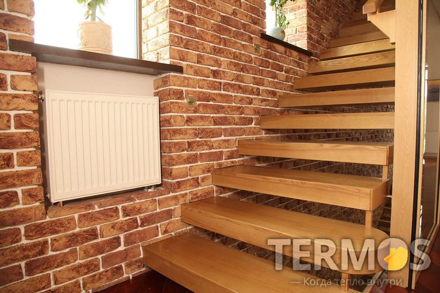 Установка отопления |Термос