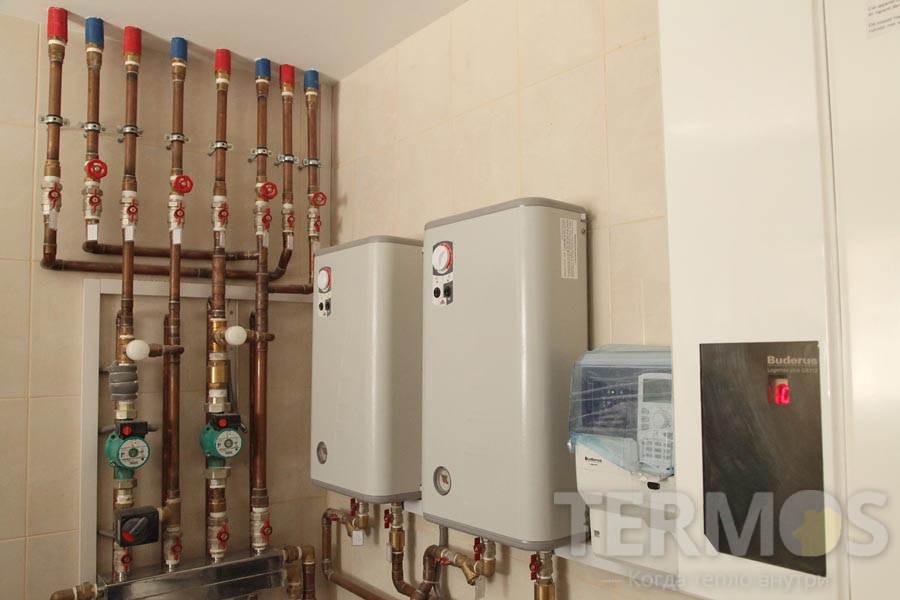 Электрические котлы Kospel EPCO.L1z 2 x 24 кВт