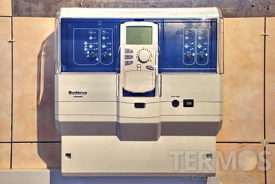 Автоматика Buderus Logamatic R4121