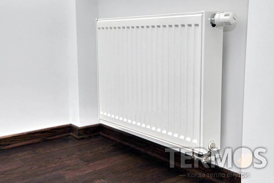 Стальной панельный радиатор - самый эффективный тип существующих радиаторов