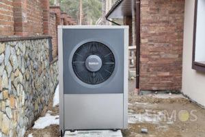 Монтаж теплового насоса в Киеве