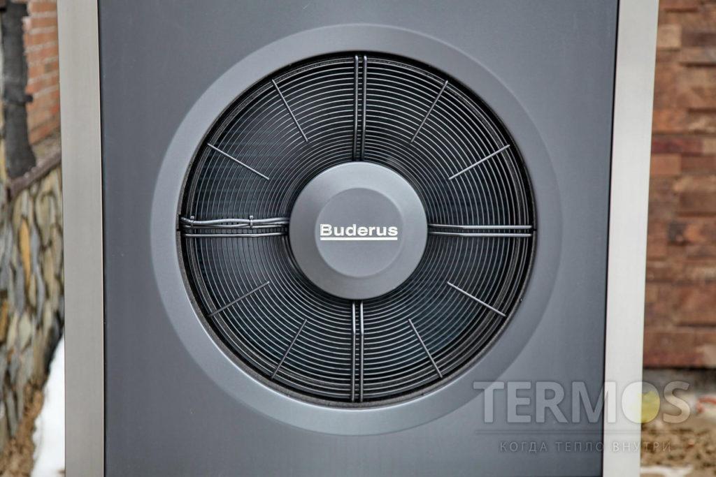 Воздушные тепловые насосы