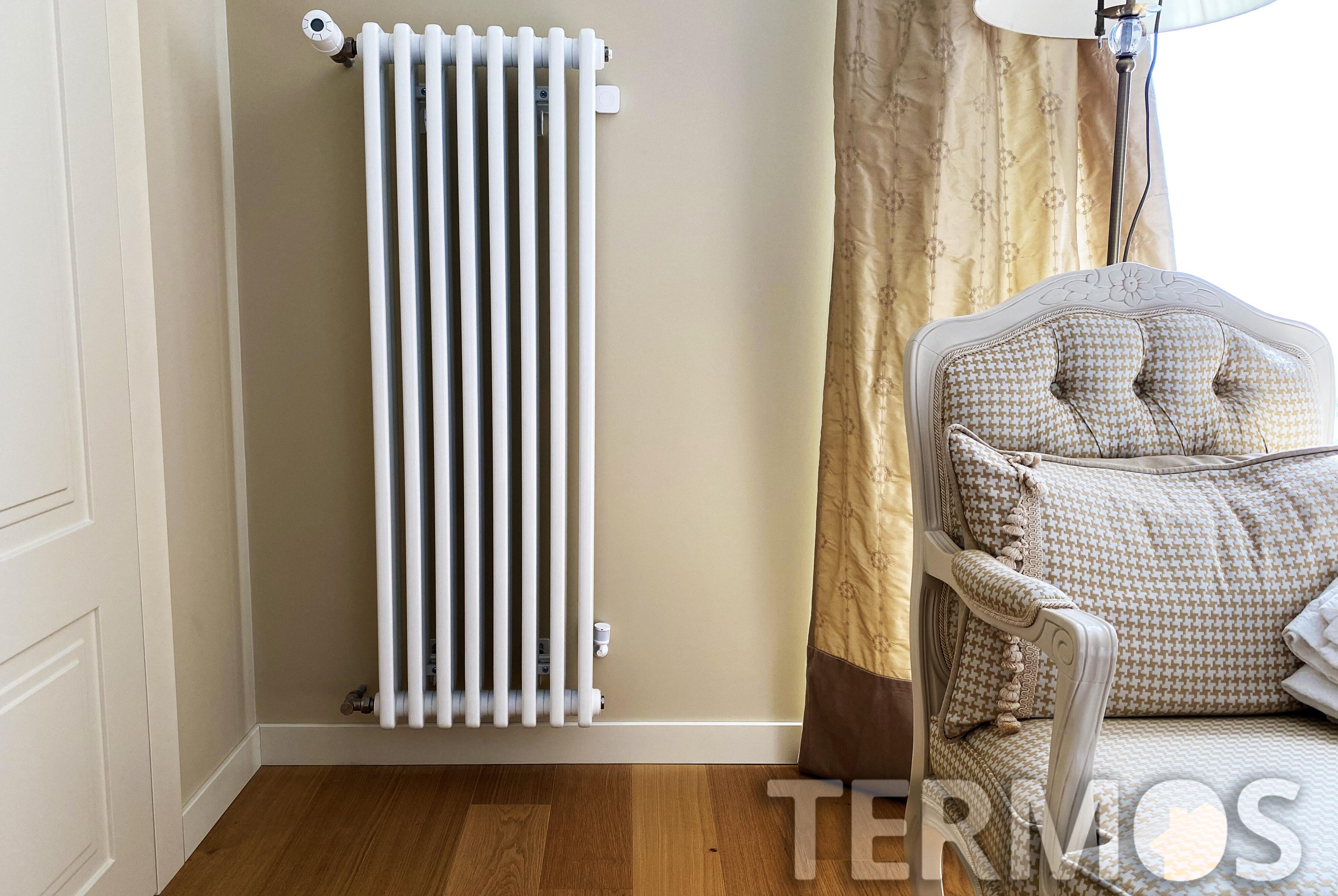 Стальные трубчатые радиаторы имеют привлекотельный внешний вид, относятся к дизайнерским типам радиаторов