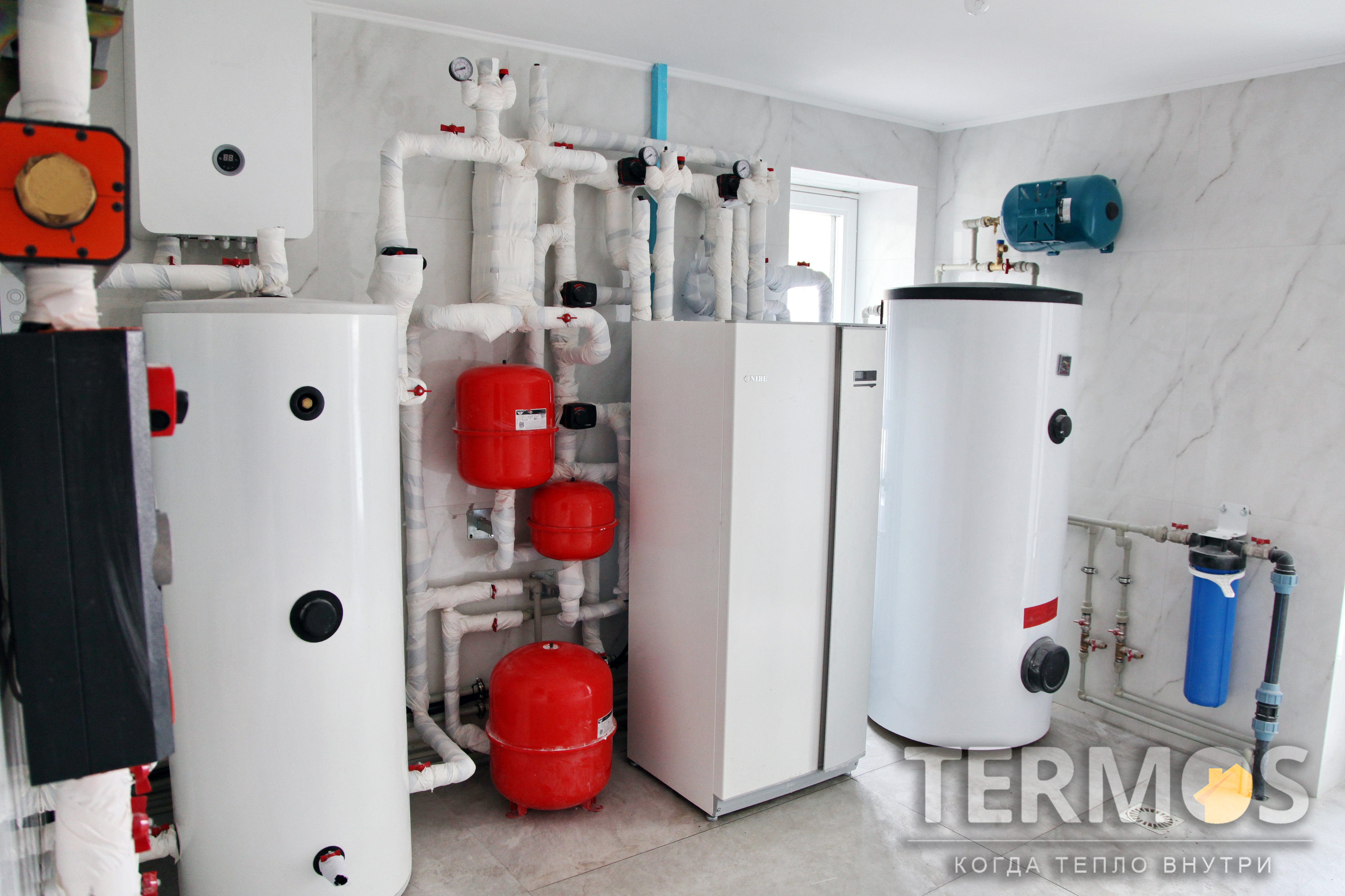 Функции пассивного и при необходимости, активного охлаждения, в автоматическом режиме